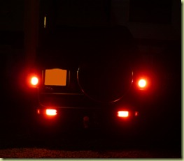 Freelander Lights Mod 2