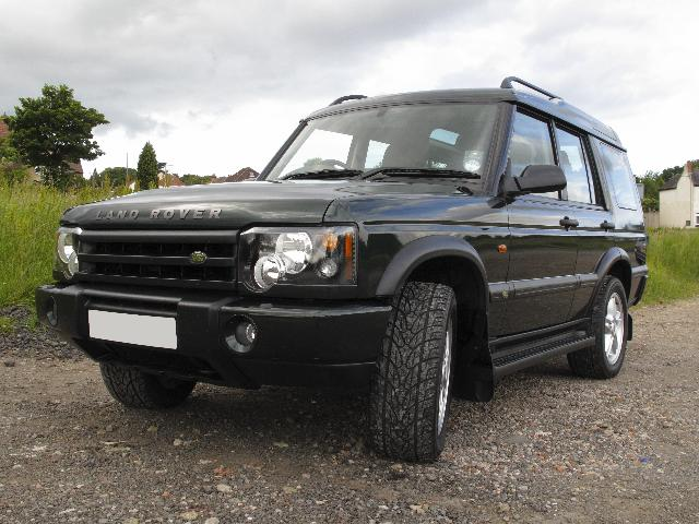 2004 Land Rover Discovery II 'Landmark'