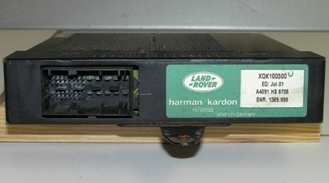 P38 Harman Kardon Wiring Diagram Harman Kardon Parts List – Freelander Wiring Diagram