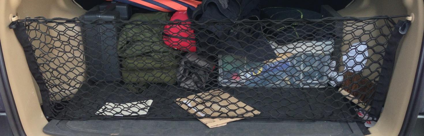 LR003852 Cargo Net for Freelander 2