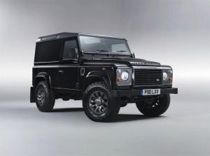 Copyright Land Rover